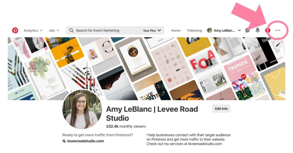 pinterest business account set up step by step guide
