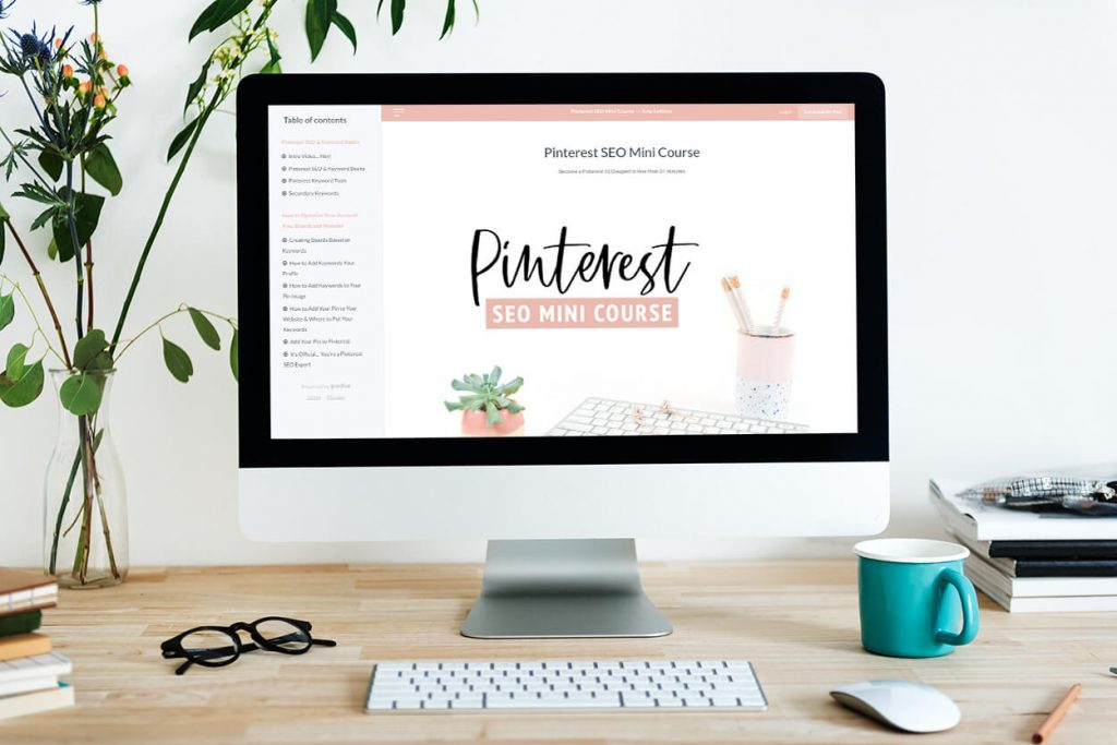 If you're interested in learning how to use keywords, Pinterest SEO is a great place to start. SEO can help your content rank higher in search results & get found by more people. Learn how I used this strategy to rank on the 1st page of Google! Pinterest is a search engine, & you should use SEO to optimize your Pinterest profile, boards, and pins. Learn Pinterest SEO best practices for bloggers and business owners who want to optimize their accounts. Learn more at leveeroadstudio.com!
