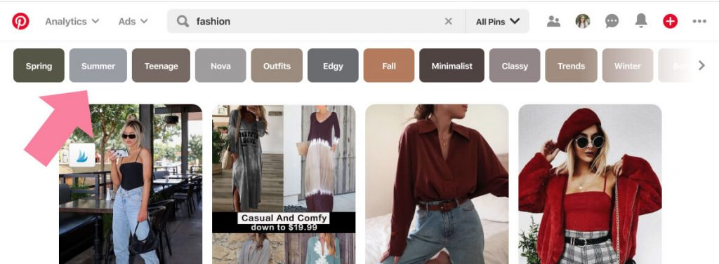 what to name pinterest boards